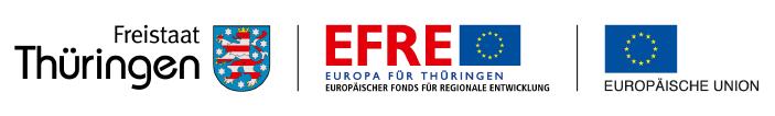 Förderungsnachweis auf Homepage EU